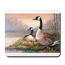Unique Waterfowl hunting Mousepad