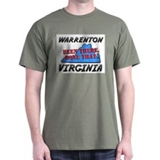 warrenton virginia - been there, done that T-Shirt