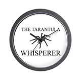 The Tarantula Whisperer Wall Clock