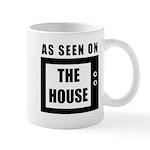 'As seen On' Mug