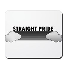 Cute Antigay Mousepad