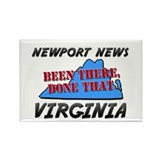 newport news virginia - been there, done that Rect