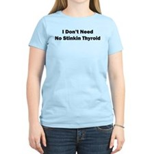Cute Thyroid cancer survivor T-Shirt