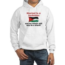 Married to a Jordanian Hoodie