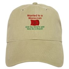 Married to a Moroccan Baseball Cap