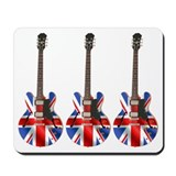 BRITISH INVASION Mousepad