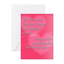 Zombie Love - Greeting Cards (Pk of 10)