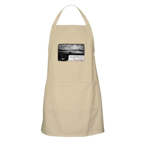Twilight quote BBQ Apron