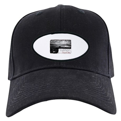 Twilight quote Black Cap