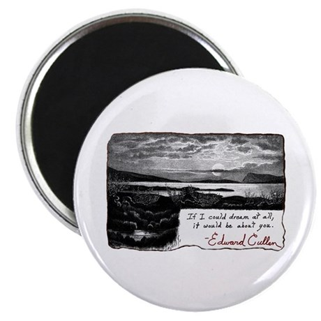 "Twilight quote 2.25"" Magnet (10 pack)"