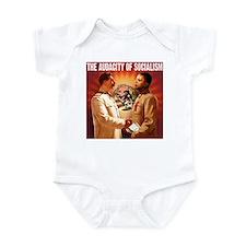 communist obama Infant Bodysuit