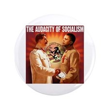 "communist obama 3.5"" Button"