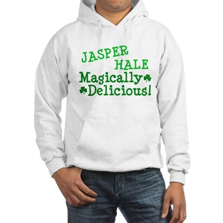 Jasper Magically Delicious Hooded Sweatshirt