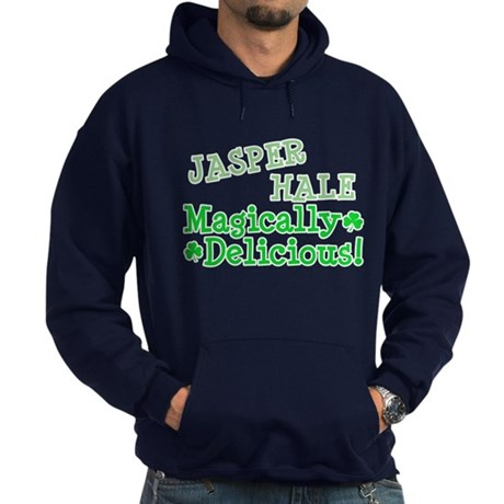 Jasper Magically Delicious Hoodie (dark)