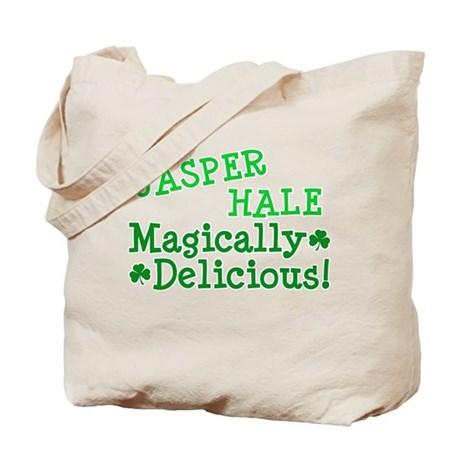 Jasper Magically Delicious Tote Bag
