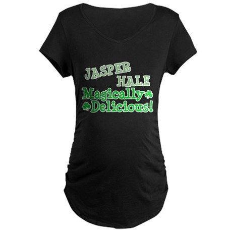 Jasper Magically Delicious Maternity Dark T-Shirt