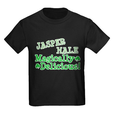 Jasper Magically Delicious Kids Dark T-Shirt