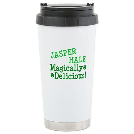 Jasper Magically Delicious Ceramic Travel Mug