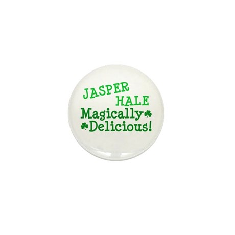Jasper Magically Delicious Mini Button