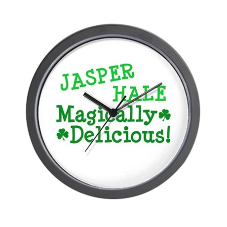 Jasper Magically Delicious Wall Clock