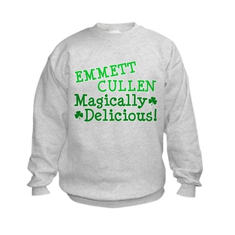 Emmett Magically Delicious Kids Sweatshirt