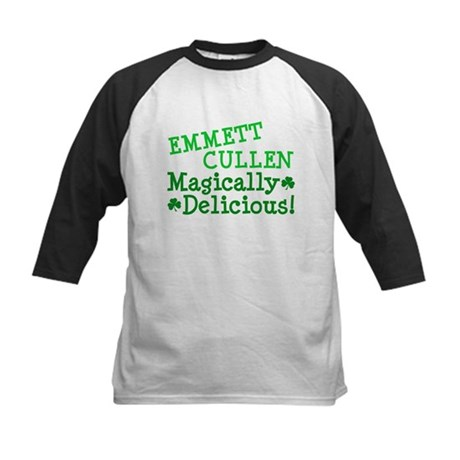 Emmett Magically Delicious Kids Baseball Jersey