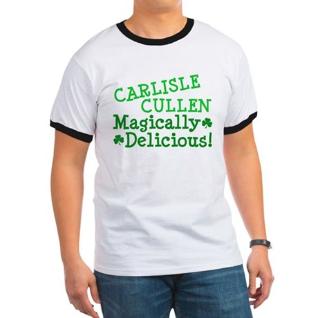 Carlisle Magically Delicious Ringer T