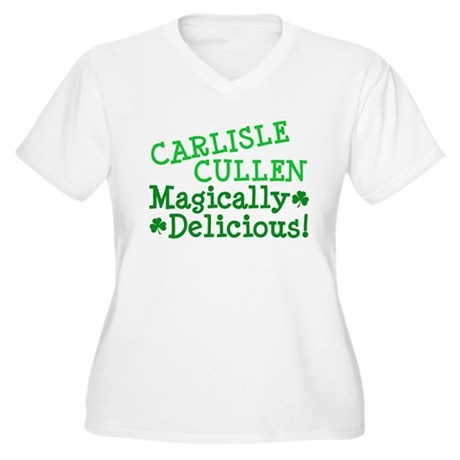 Carlisle Magically Delicious Women's Plus Size V-N