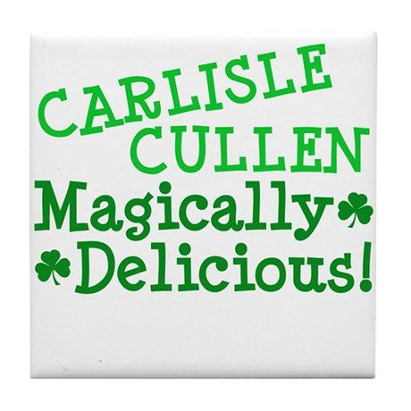 Carlisle Magically Delicious Tile Coaster