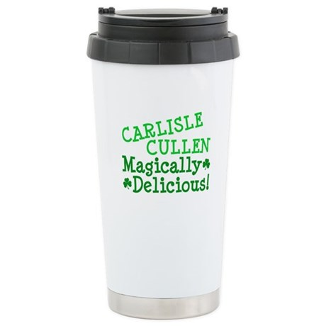 Carlisle Magically Delicious Ceramic Travel Mug