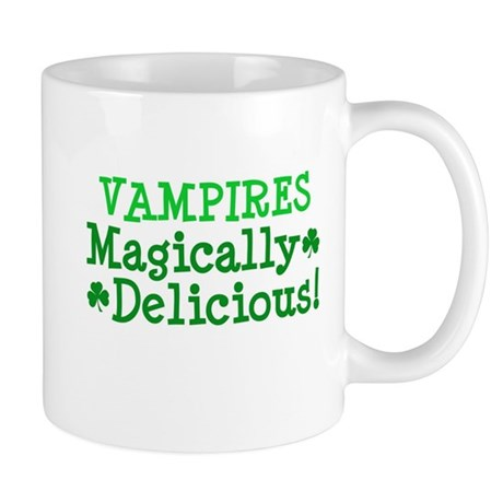 Vampires Magically Delicious Mug
