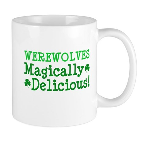 Werewolves Delicious Mug