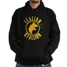 The Italian Stallion (dark) Hoodie
