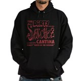 The Dirty Sanchez (Red Print) Hoodie