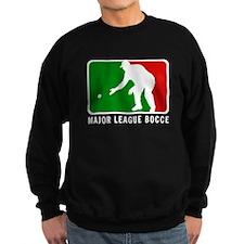 Major League Bocce (DARK SHIR Sweatshirt