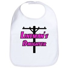 Lineman's daughter Bib