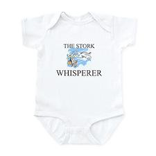 The Stork Whisperer Infant Bodysuit