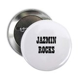 JAZMIN ROCKS Button