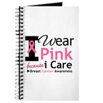 IWearPinkBecauseICare Journal