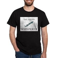 The Squid Whisperer T-Shirt