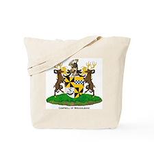 Campbell of Breadalbane Tote Bag