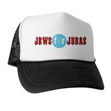 Jews for judas Trucker Hat
