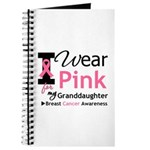 IWearPink Granddaughter Journal