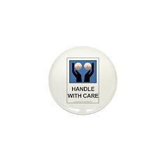 Holding your liquor Mini Button (10 pack)