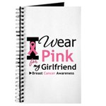 I Wear Pink Girlfriend Journal