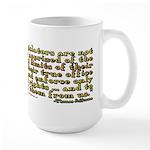 Jefferson Limits On Power Quo Large Mug