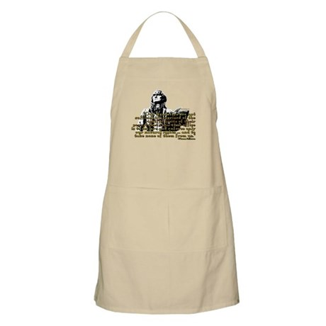 Jefferson Limits On Power Quo BBQ Apron
