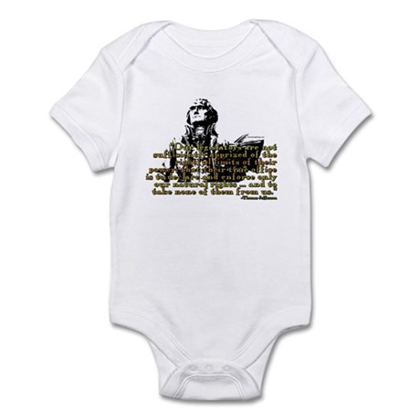 Jefferson Limits On Power Quo Infant Bodysuit