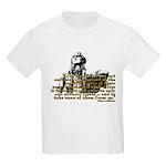 Jefferson Limits On Power Quo Kids Light T-Shirt
