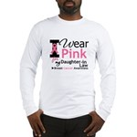 IWearPink Daughter-in-Law Long Sleeve T-Shirt